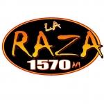 Logo da emissora WTWB 1570 AM La Raza