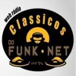 Logo da emissora Clássicos do Funk