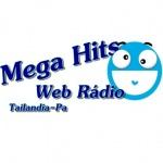 Logo da emissora Mega Hits Web Rádio