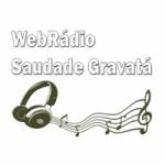 Logo da emissora R�dio Web Saudade