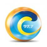 Logo da emissora Rádio Onda 97.7 FM