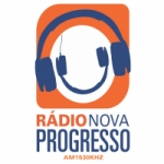 Logo da emissora Rádio Nova Progresso 1530 AM
