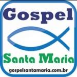 Logo da emissora R�dio Gospel Santa Maria