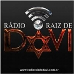 Logo da emissora Rádio Raiz de Davi