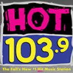Logo da emissora KQXC 103.9 FM