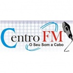 Logo da emissora Rádio Centro FM