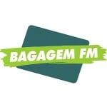 Logo da emissora Rádio Bagagem 107.7 FM
