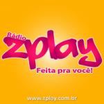 Logo da emissora Rádio Zplay