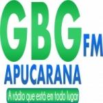 Logo da emissora GBG FM Apucarana