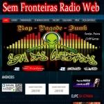 Logo da emissora Sem Fronteiras R�dio Web