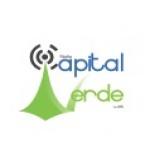 Logo da emissora Rádio Capital Verde