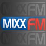 Logo da emissora Mixx 107.7 FM 3SHI