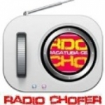 Logo da emissora Rádio Chofer
