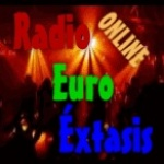 Logo da emissora Radio Euro Éxtasis