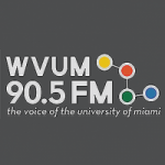 Logo da emissora Radio WVUM 90.5 FM