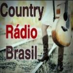 Logo da emissora Country Rádio Brasil