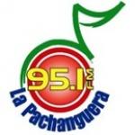 Logo da emissora La Pachanguera 95.1 FM