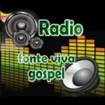 Logo da emissora Rádio Fonte Viva Gospel