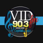 Logo da emissora Radio Vid 90.3 FM