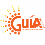 Logo da emissora Radio Guia 97.9 FM