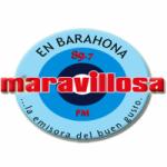 Logo da emissora Radio Maravillosa 89.7 FM
