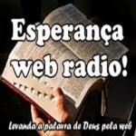 Logo da emissora Esperança 1 Web Rádio