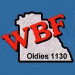 Logo da emissora WWBF 1130 AM 102.9 FM WBF