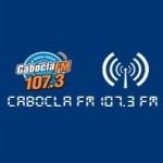 Logo da emissora R�dio Cabocla 107.3 FM