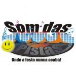 Logo da emissora Som das Pistas
