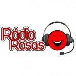 Logo da emissora Rádio Rosas 87.9 FM