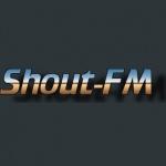 Logo da emissora Shout FM