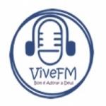 Logo da emissora Rádio Vive FM