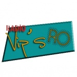 Logo da emissora Rádio Vips RO