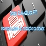 Logo da emissora R�dio Evang�lica FM