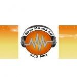 Logo da emissora Nova Manhã FM