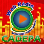 Logo da emissora Web Rádio CADEPA