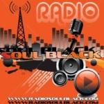 Logo da emissora Rádio Soul Black