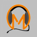 Logo da emissora R�dio Mega 10