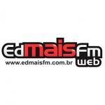 Logo da emissora Edmais FM Web