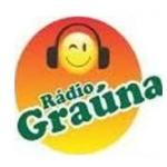 Logo da emissora Rádio Graúna 93.5 FM
