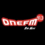 Logo da emissora One 91.3 FM