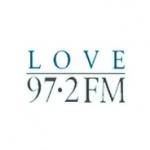 Logo da emissora Love 97.2 FM