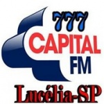 Logo da emissora Capital FM 777