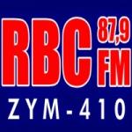 Logo da emissora Rádio RBC 87.9 FM