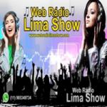 Logo da emissora Web Rádio Lima Show