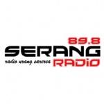 Logo da emissora SERANG 89.8 FM
