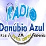 Logo da emissora R�dio Dan�bio Azul 1250 AM