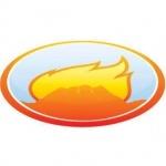 Logo da emissora Igreja Batista Renovada Monte Horebe