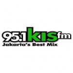 Logo da emissora KIS 95.1 FM