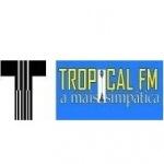 Logo da emissora Rádio Tropical 92.1 FM